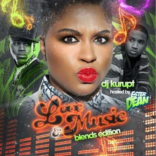 Various Artists - Love & Music (Hosted By Ester Dean)