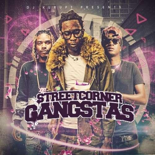 Various Artists - Streetcorner Gangstas (Respek)