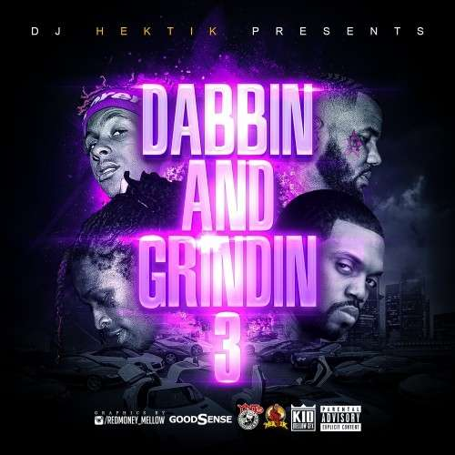 Various Artists - Dabbin And Grindin 3