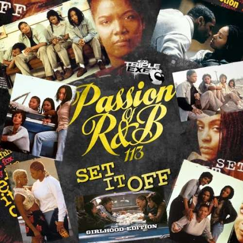 Various Artists - The Passion Of RnB 113