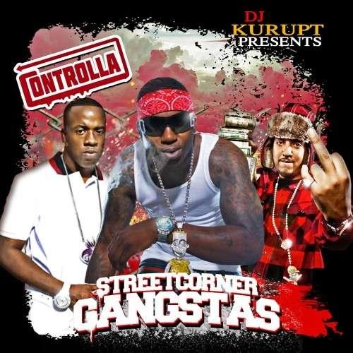 Various Artists - Streetcorner Gangstas (Controlla)