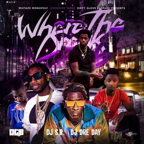 Various Artists - Where The Drank 6