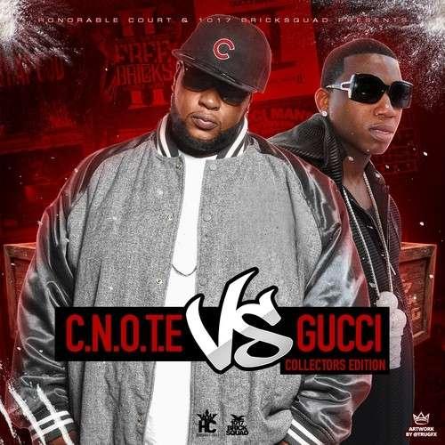 Gucci Mane - C Note Vs. Gucci