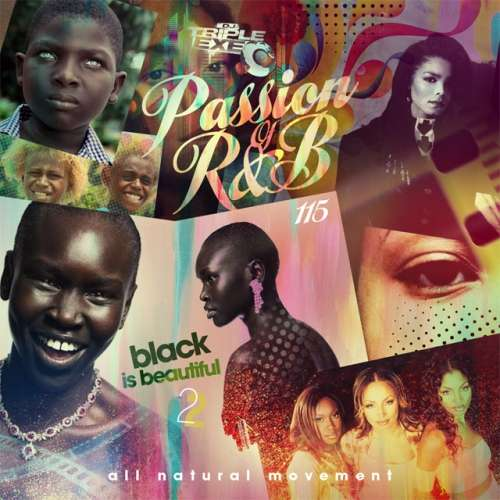Various Artists - The Passion Of R&B 115