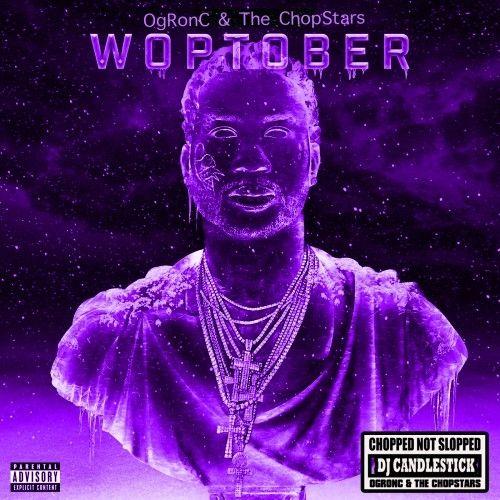 Purple Woptober - Gucci Mane (DJ Candlestick, OG Ron C, Chopstars)