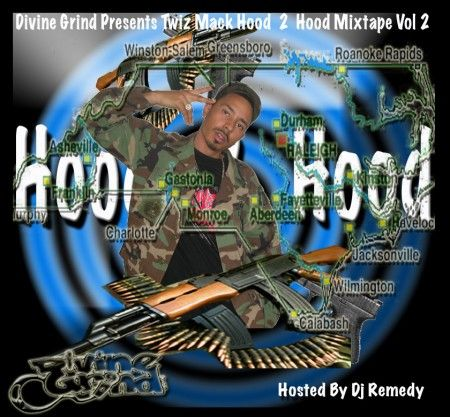 Hood 2 Hood, Vol. 2 - Twiz Mack (DJ Remedy)