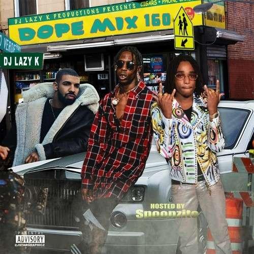 Various Artists - Dope Mix 160