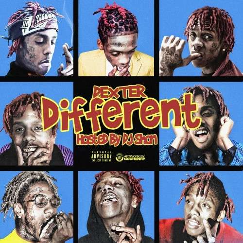 Famous Dex - Different The EP