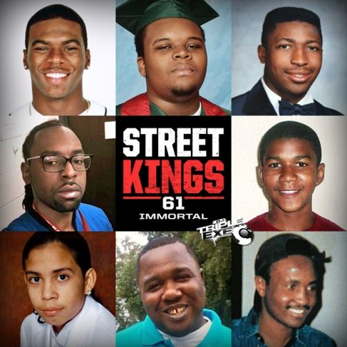 Street Kings 61 - DJ Triple Exe
