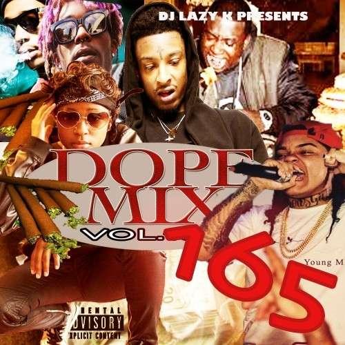 Various Artists - Dope Mix 165