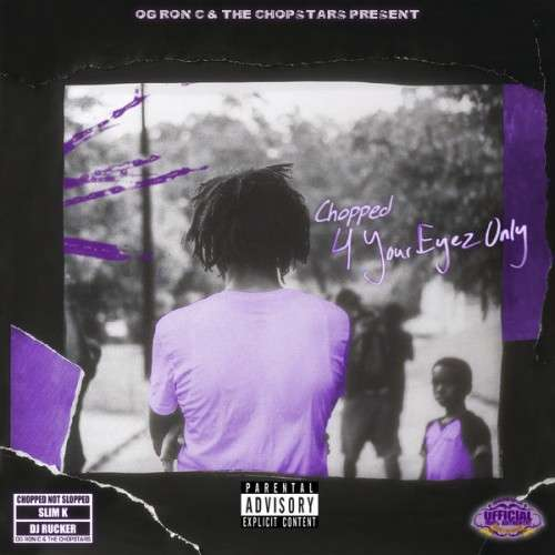 J. Cole - Chopped 4 Your Eyez Only