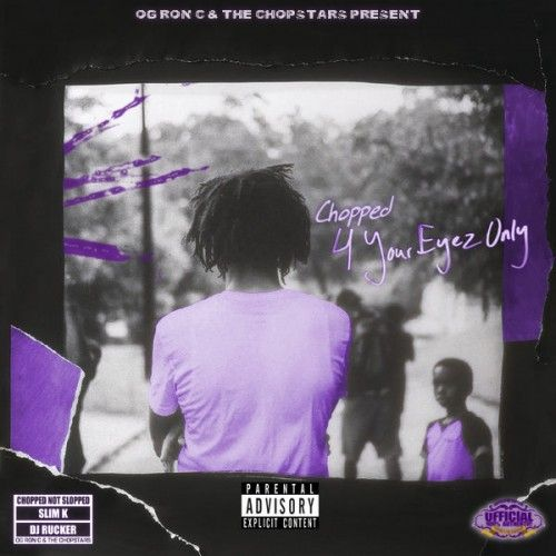 Chopped 4 Your Eyez Only - J. Cole (DJ Slim K, DJ Rucker, Chopstars)