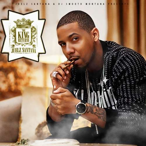 Juelz Santana - The King Returns