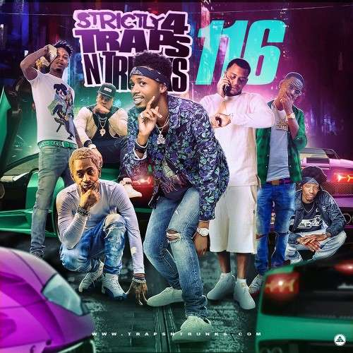 Various Artists - Strictly 4 The Traps N Trunks 116