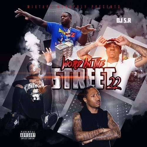Various Artists - Word In The Streets 22