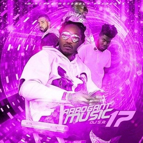 Arrogant Music 17  - DJ S.R., Mixtape Monopoly