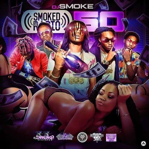 Various Artists - Smoked Out Radio 50