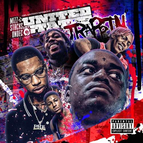 Various Artists - United States Trappin