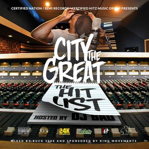City The Great - The Hit List
