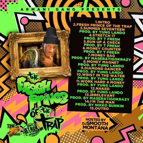 Tonio Armani - Fresh Prince Of The Trap