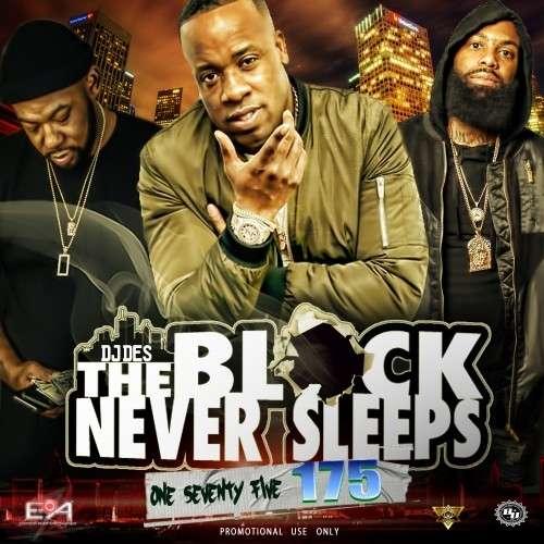 Various Artists - The Block Never Sleeps 175