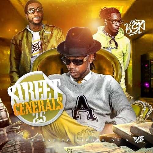 Various Artists - Street Generals 2.5