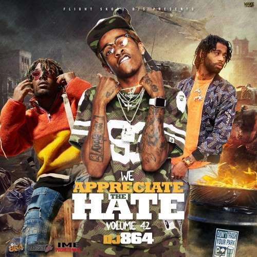 Various Artists - We Appreciate The Hate 42