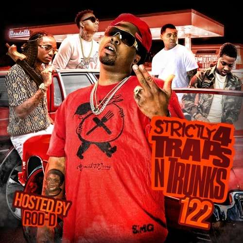 Various Artists - Strictly 4 The Traps N Trunks 122