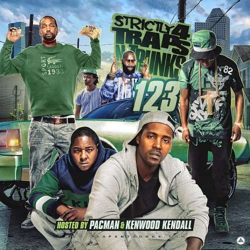 Various Artists - Strictly 4 The Traps N Trunks 123