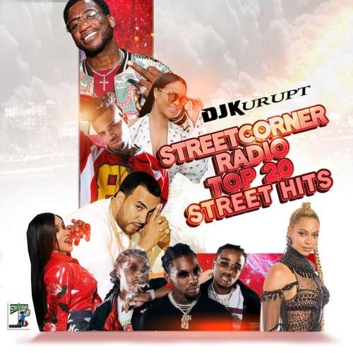 Various Artists - Streetcorner Radio Top 20 Street Hits