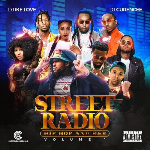Street Radio Hip-Hop And R&B - DJ Ike Love