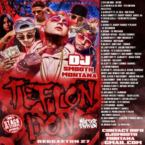 Various Artists - Teflon Don Reggaeton 27
