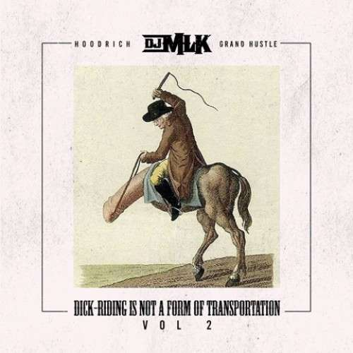 Various Artists - Dick Riding Is Not A Form Of Transportation 2