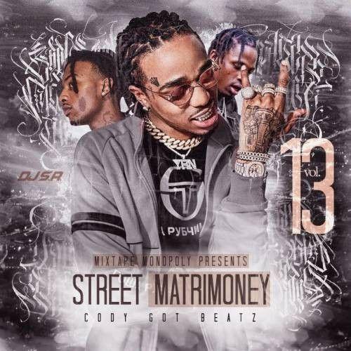 Street Matrimoney 13 - DJ S.R., Mixtape Monopoly