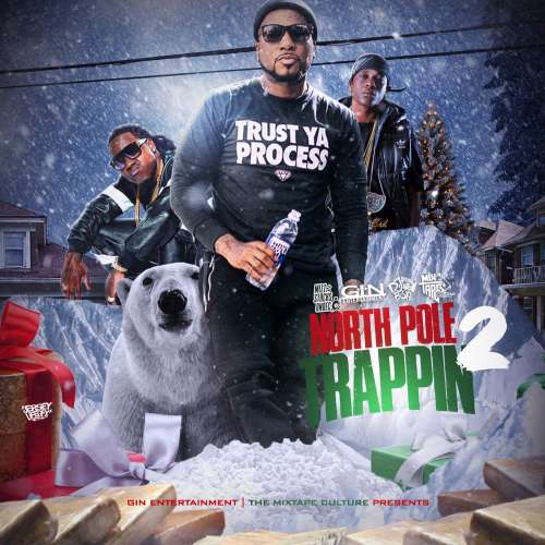 Various Artists - North Pole Trappin 2