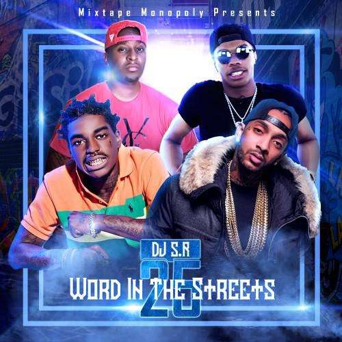 Various Artists - Word In The Streets 25