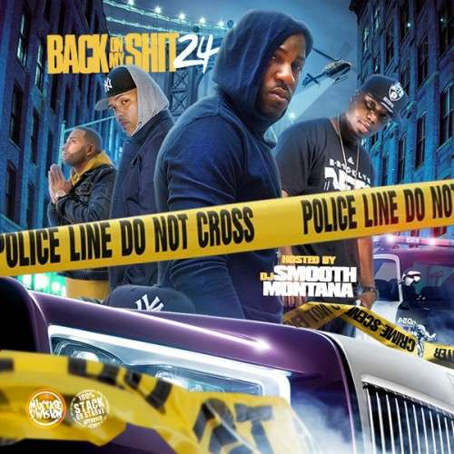 Various Artists - Back On My Shit 24