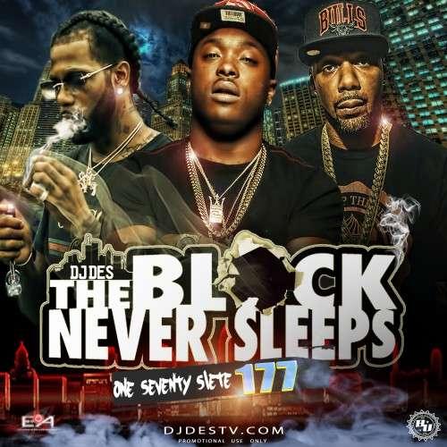 Various Artists - The Block Never Sleeps 177
