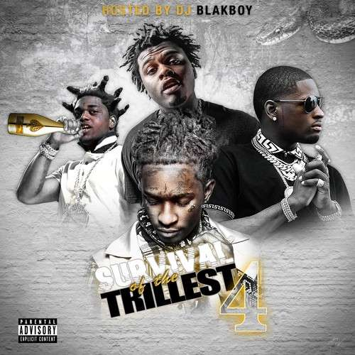 Various Artists - Survival Of The Trillest 4