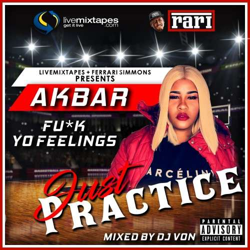 Various Artists - Just Practice (Hosted By Akbar)