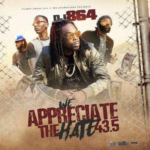 We Appreciate The Hate Vol. 43.5 - DJ 864
