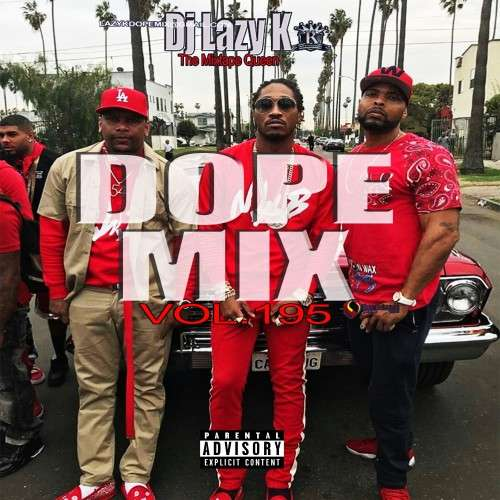 Various Artists - Dope Mix 195
