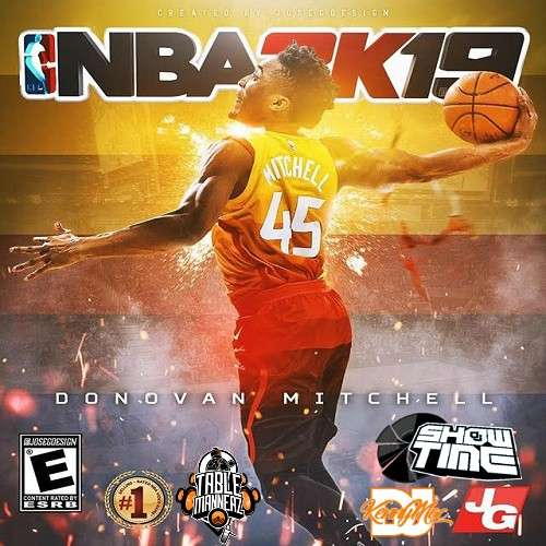 Various Artists - NBA 2K19 (Donovan Mitchell Edition)