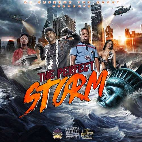 Various Artists - The Perfect Storm