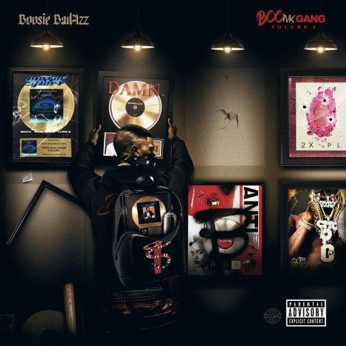 Boonk Gang Volume 1 - Boosie Badazz (Dirty Glove Bastard)