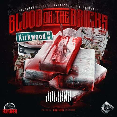 Juliano - Blood On The Bricks
