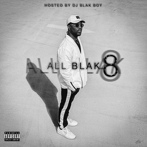 All Blak 8 - DJ Blakboy