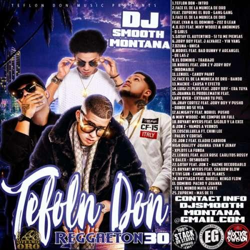 Various Artist - Teflon Don Reggaeton 30