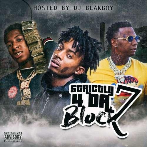 Various Artists - Strictly 4 Da Block 7