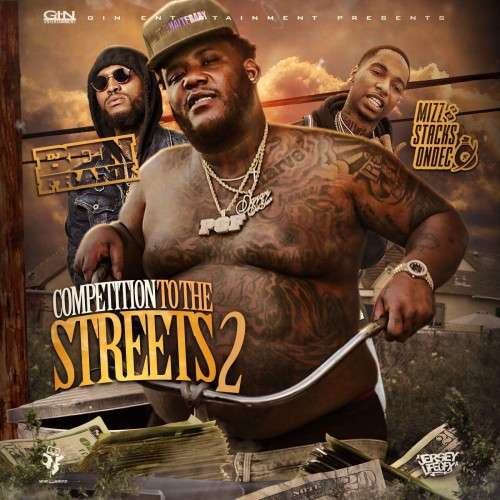 Various Artists - Competition To The Streets 2